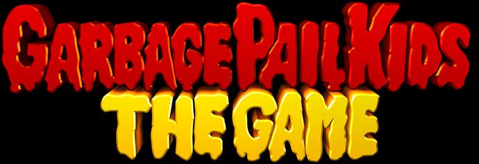 Garbage Pail Kids Mobile Game